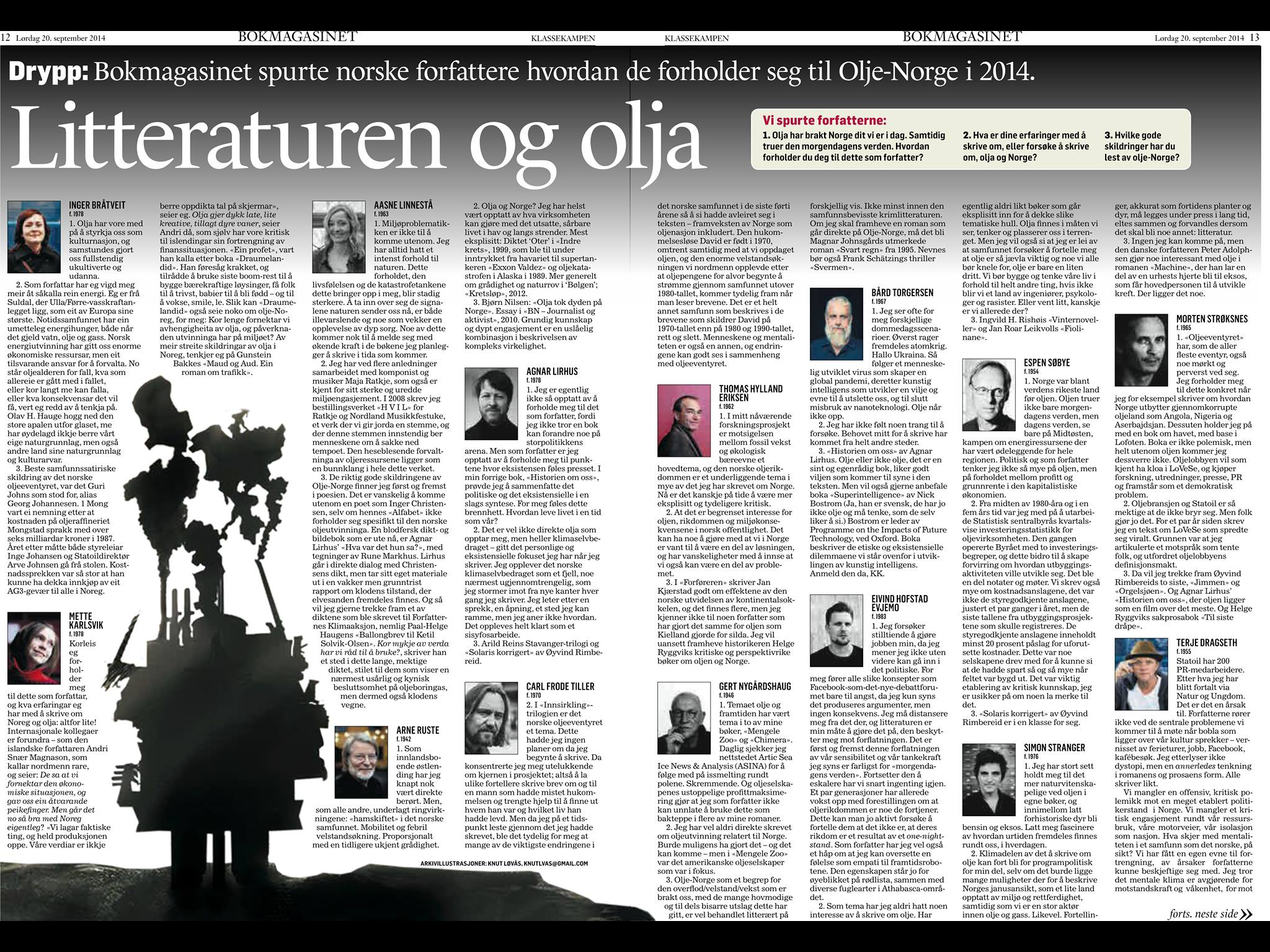 2791e610 Presseklipp | Aasne Linnestå